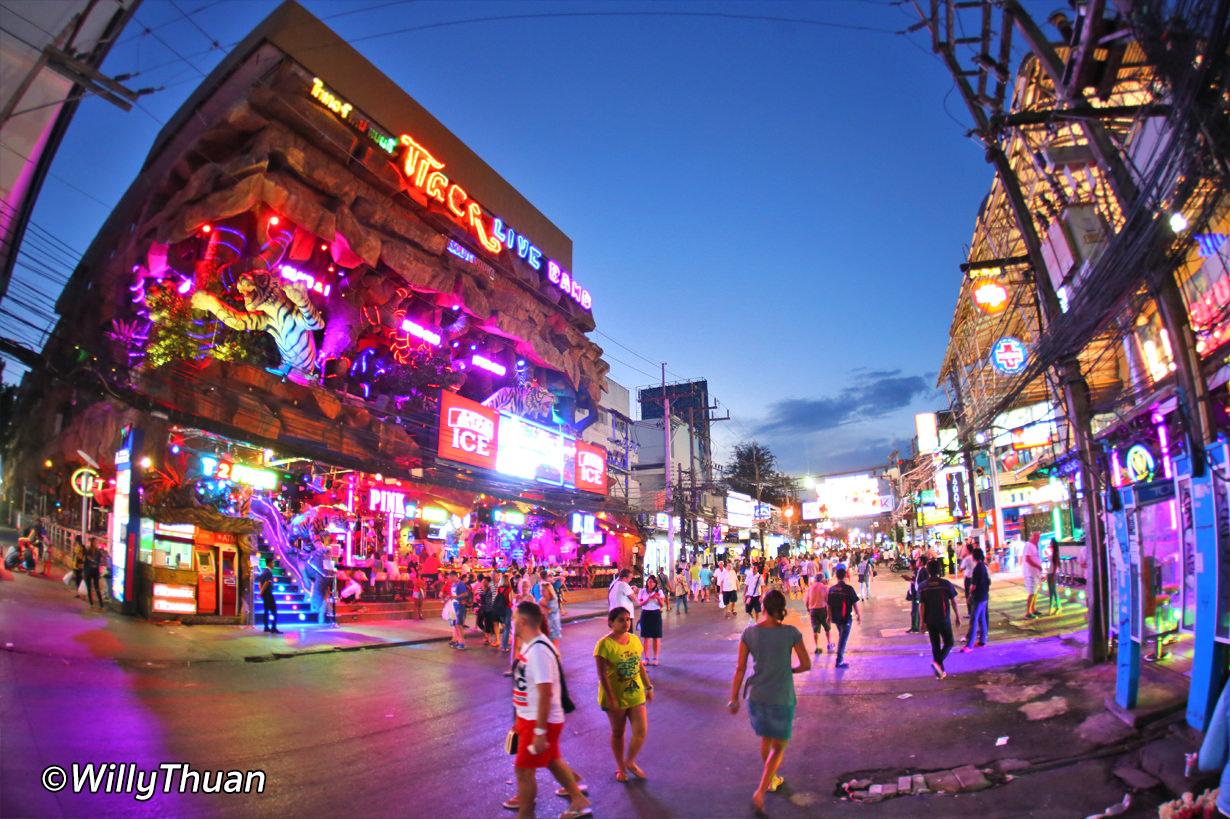 Bangla Road Phuket Nightlife Impiana Resort Patong