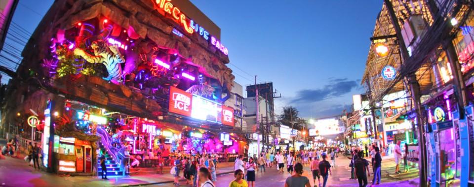 Bangla Road Phuket Nightlife
