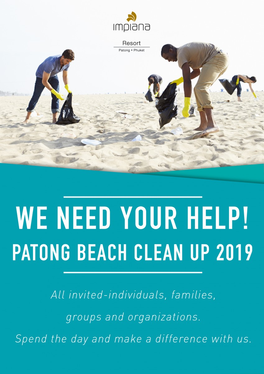 Beach Clean Up D1