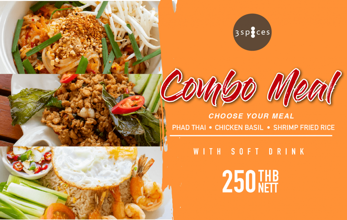 Combo meal Banner