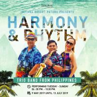 Harmony _ Rhythm Poster