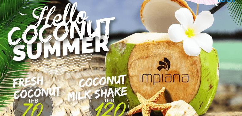 Hello Coconut Summer