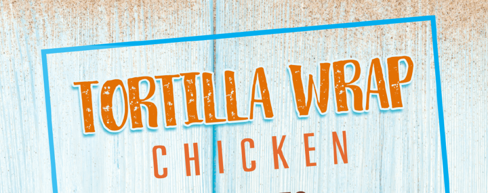 Tortilla Wrap Chicken