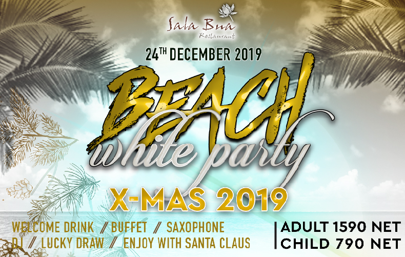 Christmas celebration at Impiana Resort Patong 2019