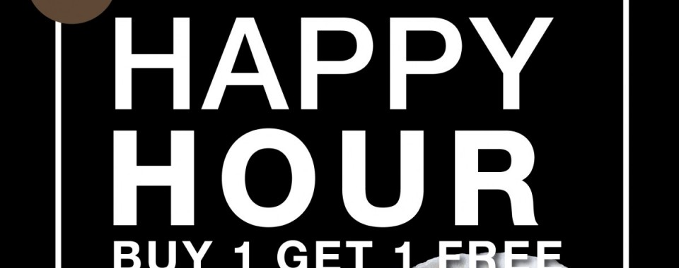 Happy Hour at 3 Spices